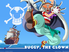Buggy Wallpaper by accessBR