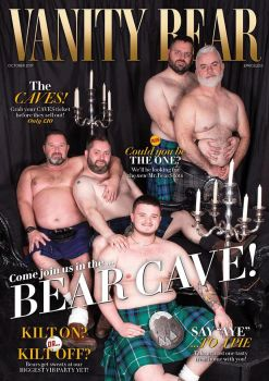 Bearscots Poster by furryfoto-fotography
