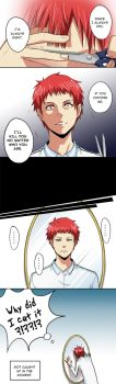 Akashi - Not always right by Amanduur