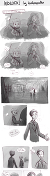 Kidlock. (the game is on) - part 2 by ilcielocapovolto