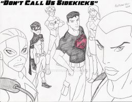 Young Justice by Wanted75