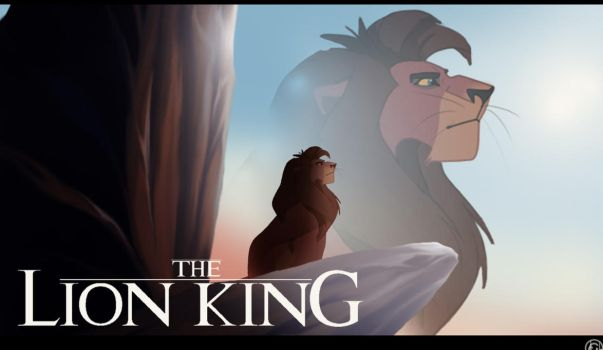 King Kovu Poster by dyb