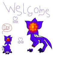 Welcome PageDoll by DarkMoonTekaplant