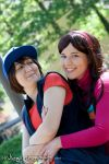 Dipper and Mabel Pines | VI by Wings-chan