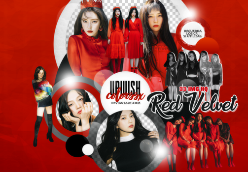 RED VELVET PNG PACK/#1/Perfect Velvet by Upwishcolorssx