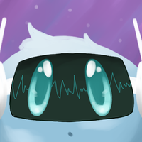 Commission: Milky Way Icon by KeebyZ