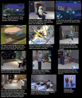 Sims 2 moments, volume 4 by Zucca-Xerfantes