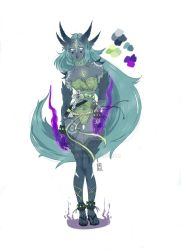 Mage Character design SOLD by ouree