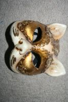 cat mask stock - 1 by voodoo-stock