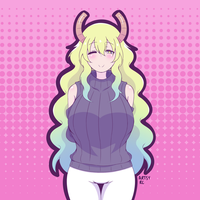 Lucoa's New Sweater by ArtsyRC
