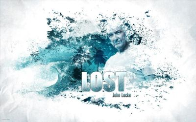 LOST - John Locke by bpenaud