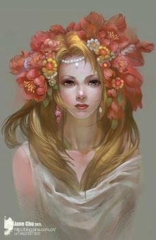 Persephone by jjlovely