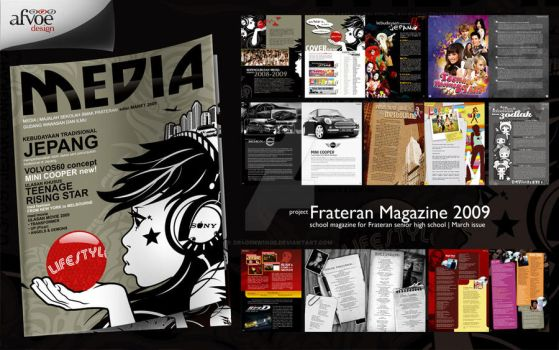 Frateran Magazine '09 by dr4g0nw1ngs