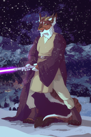 I am the Force! by jeanwoof