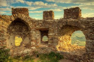 Greece - Mystras - 02 by GiardQatar