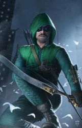 Arrow by erlanarya