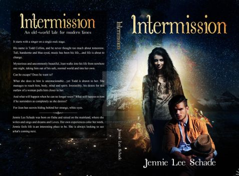 Intermission (expanded) Book Cover by CircleDreams