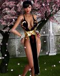 Chun Li Cosplay costume for V4 and A4 by Terrymcg