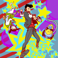 SPACE DANDY by kodawolfhybrid