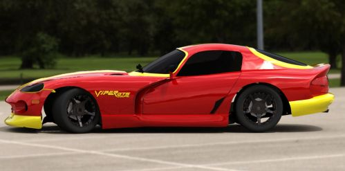 Dodge Viper Coupe 3 by TheRedCrown