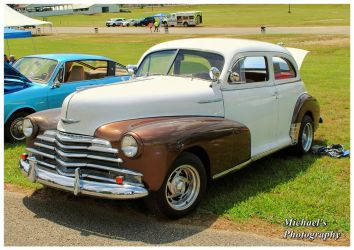 A 1947 Chevy Stylemaster by TheMan268