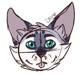 Frost Headshot by nightrelic
