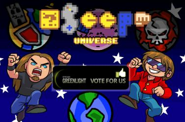 SEEP Universe, now on Steam Greenlight! by SEEProduction