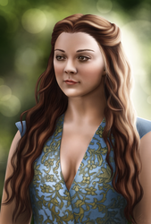 Margaery Tyrell by hello-ground