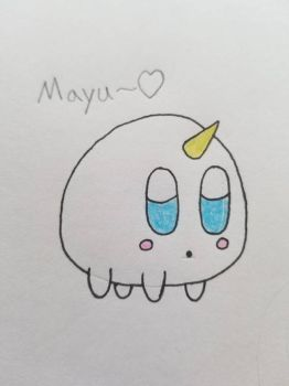 Mayu~! by Flapperdoodle45