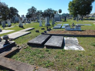 Cemetery 13 by blacklacestock