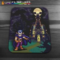 Magus Castle Mousepad by likelikes