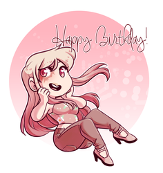 SF: Happy Bday Naomy! by pianobelt0
