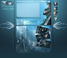 OFFICIAL_ Noctis Lucis Caelum by demeters