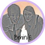 All Caps BminE Cd design by Obliviatethemoon