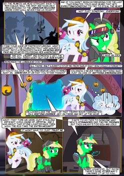 The Pone Wars 4.16: Mission Improbable by ChrisTheS