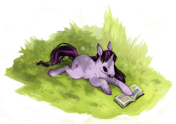 MLP by Mothtail