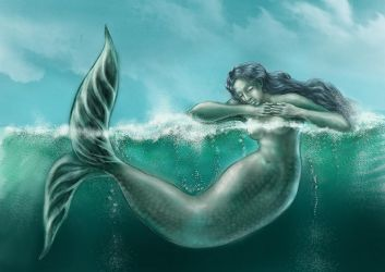 Mermaid by Flosshilde