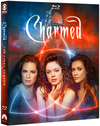 Charmed Blu-ray Cover Season 8 by ShiningAllure