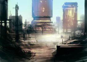 Speed paint maya industry 22 m by torvenius