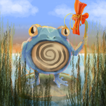 'Real' poliwhirl by irongollem