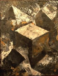 the cubist cube by fyrefish