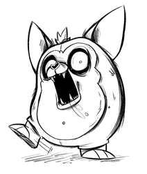 Tattletail by theStupidButterfly