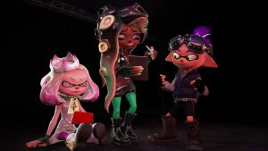 An Autograph! (Splatoon SFM Poster) by Johnny-Inkling
