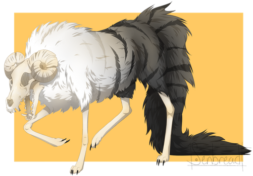 Wayra the Wooly by Senbread