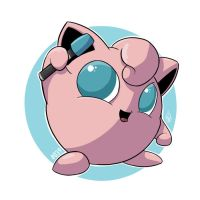 039 - Jigglypuff by steven-andrew