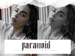 Psd Coloring Paranoid by Gorgeousmali
