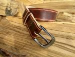 Leather belt by Frontside92