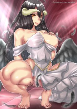 Albedo - Overlord by Redjet00