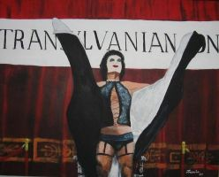 The Rocky Horror Picture Show - Throw it! by SivART1981
