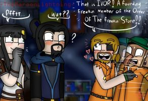 MInecraft Story Mode S2 : Jack the Fanboy by TheMaroonLightning